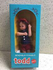 Vintage Barbie TODD TUTTI'S BROTHER DOLL EUROPEAN VARIATION NRFB MIB MIP MOC