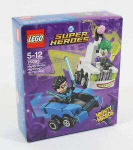NEU-Lego-Nightwing-vs-The-Joker-76093-Set-OVP-DC-Batman-Superhelden
