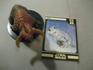 Star-Wars-Miniatures-Reek-With-Card