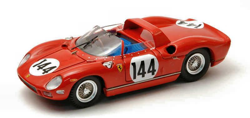 Ferrari 275 P  144 Nurburgring 1964 1 43 Model 0183 ART-MODEL
