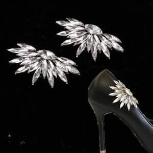 1pair-Shoe-Clip-Buckle-Rhinestone-Women-Shoes-Accessories-Shoe-Decorations