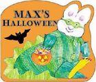Max's Halloween by Rosemary Wells (Hardback)