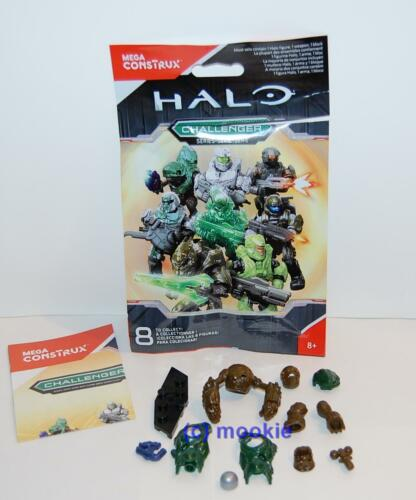 Halo Stormbound /& Challenger Series Mega CONSTRUX Mini Figure Blind Bag U choisir