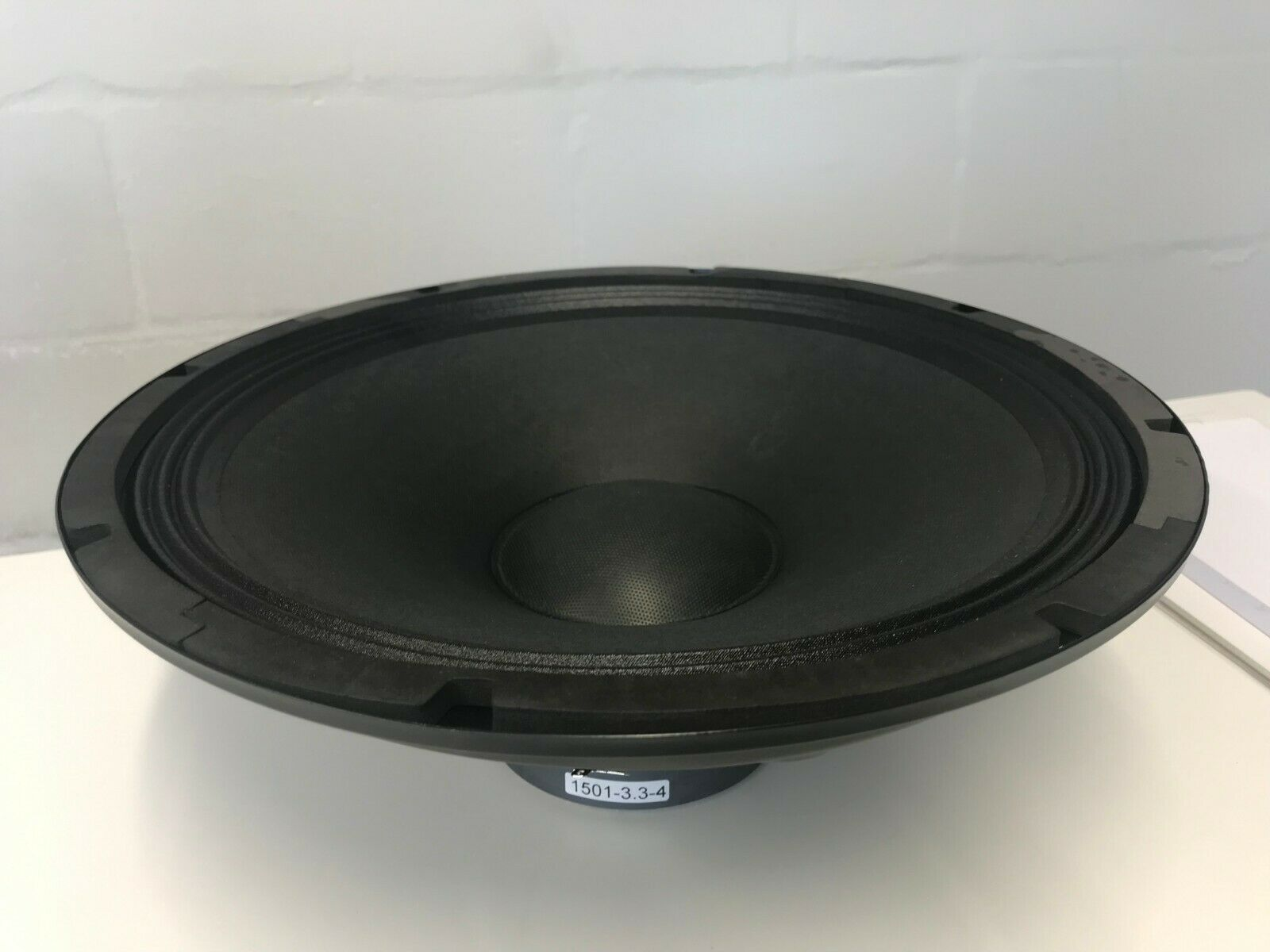 Genuine Kam RZ15A V3 Portable 15  Replacement Bass Driver Speaker Basket