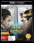 King Arthur - Legend Of The Sword (Blu-ray, 2017, 2-Disc Set)