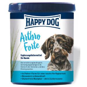 Happy Dog Arthroforte Hdaf Pour les grandes races de chiens et les chiens particulièrement actifs