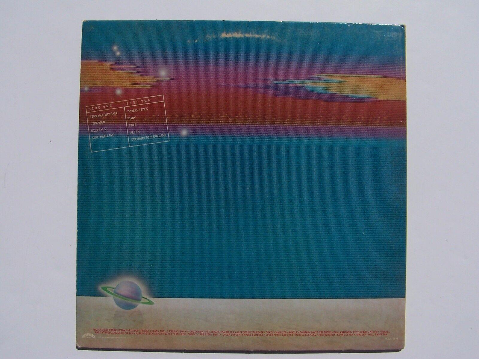 Jefferson Starship - Modern Times Vinyl LP Record Album