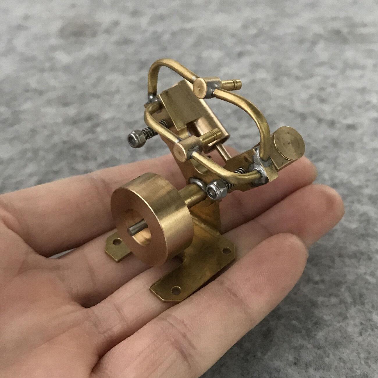 Mini Steam Engine modellllerler leksak DIY Marine modellllerler Micro Power Generator Motormotor