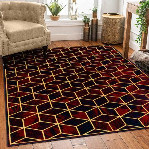 Luxury Living Room Large Area Rugs Modern Soft Rug Carpet New Hall Runner Rug