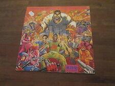 VINILE LP Massive Attack vs. Mad Professor-no protection * Wild Bunch * 1995