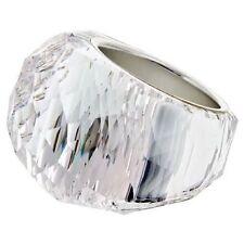 Original SWAROVSKI Nirvana Petite Ring White Weiß Clarer Kristall Gr. 55 Neu OVP