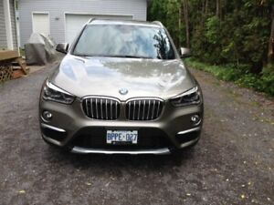 BMW X1  2017   Fully Loaded Lady Driven with free maintenance