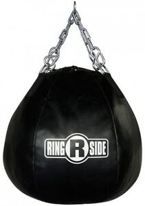 Hanging Heavy Boxing Punch Bag MMA Training Kit With Chain Hook Useful