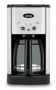 cuisinart coffee maker dcc 1200 manual