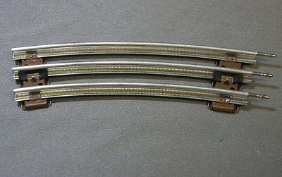 LIONEL 027 GAUGE STANDARD CURVE TRACK O27 train 3 rail tubular steel 6-65033 NEW