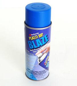 neon blue 11oz plasti dip rubber coating spray paint can jdm style. Black Bedroom Furniture Sets. Home Design Ideas