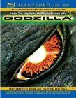 Godzilla 4 K Mastered 0043396426399 Blu Ray Region a