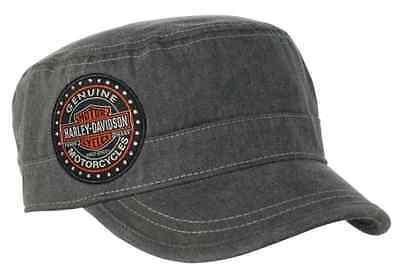 Harley-Davidson® Midnight Special B/&S Painter Cap