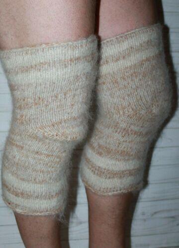 MEN/'s Knee warmer elbow wrap 100/% natural goat down yarn