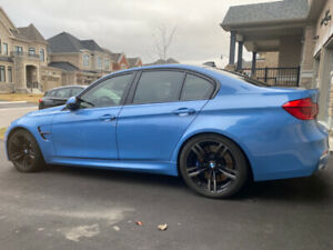 2017 BMW M3 --- LOWEST PAYMENT ($1035/mth)!!!