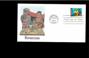 2002-First-day-Cover-Kwanzaa-Washington-DC
