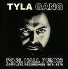 Pool Hall Punks Complete Recordings 1976-1978 5013929167735 by Tyla Gang CD