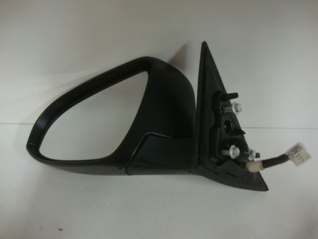 New Red 2012-2014 Toyota Camry Left Driver Side Door Mirror Power NonHeated