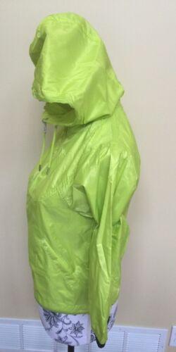 talla Pull Yellow Sportseear Nike Xs over Gear Rain running Bright Packable Mujer qAvqwxEZt