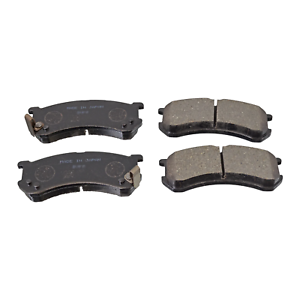 Front Brake Pad Set Fits Daihatsu OE 449197502 Blue Print ADD64230