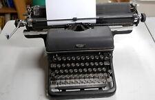 Rare Royal Wide Carriage Typewriter