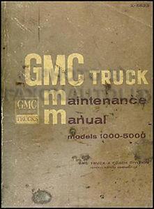1965 chevy truck repair manual