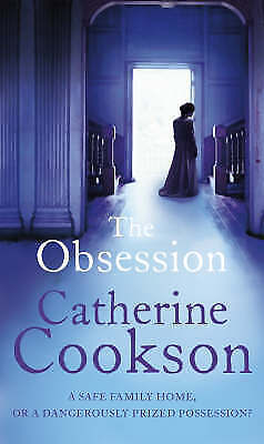 1 of 1 - The Obsession, Cookson, Catherine, Very Good Book
