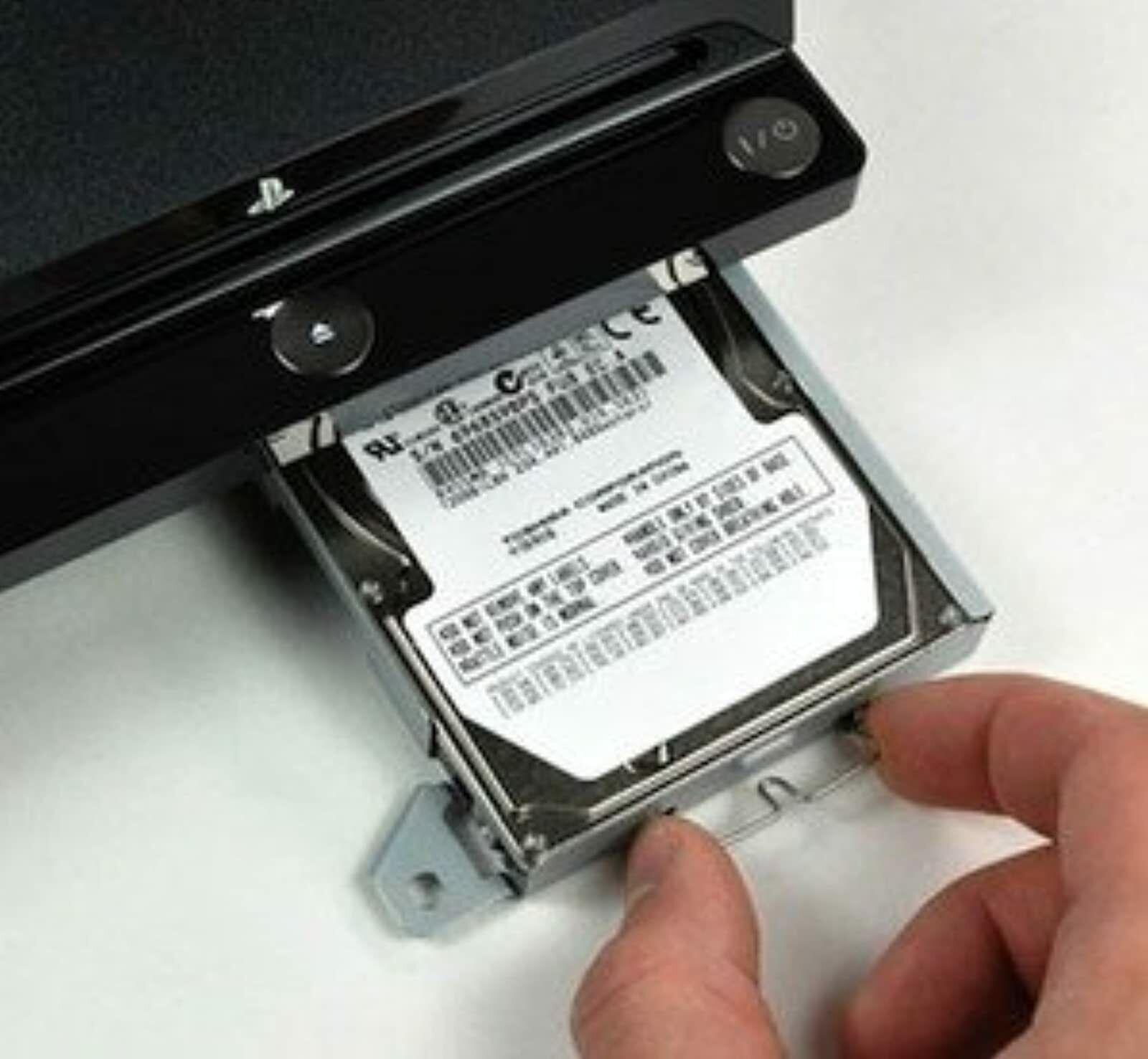 Generic 2.5 SATA Internal Hard Drive 120 GB For PlayStation 3 PS3 Very Good