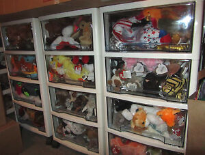 94f1b877a03 525+ Ty Original Beanie Baby Lot - ENTIRE COLLECTION FOR SALE - Send ...