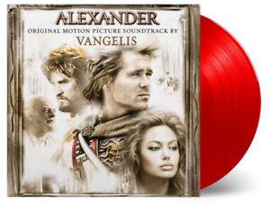 Vangelis-2xLP-Alexander-Limited-Edition-1500-copies-Numbered-Stereo-Red