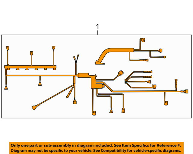 complete s65 4 0l v8 engine wiring wire harness loom m bmw m3 e90 rh ebay com