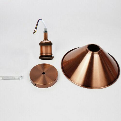 Flush Mount industrielle moderne style vintage réglable Plafonnier Raccords