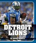 Detroit Lions by Brian Howell (Hardback, 2015)