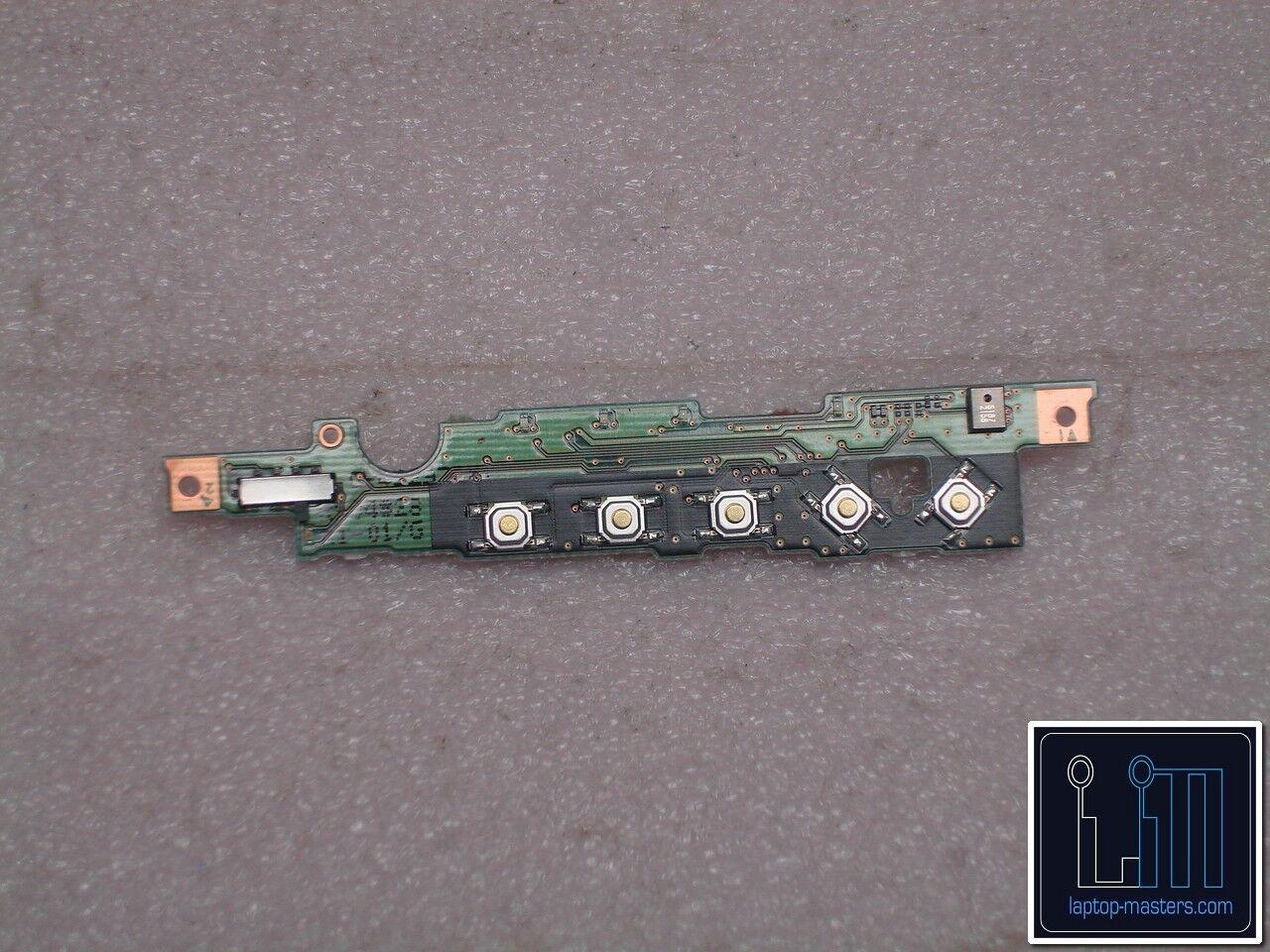 Fujitsu LifeBook T900 Application Buttons Board CP452376
