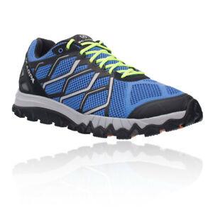 Scarpa-da-uomo-PROTON-Alpine-Running-Scarpe-da-ginnastica-Blu-Sport-Traspirante