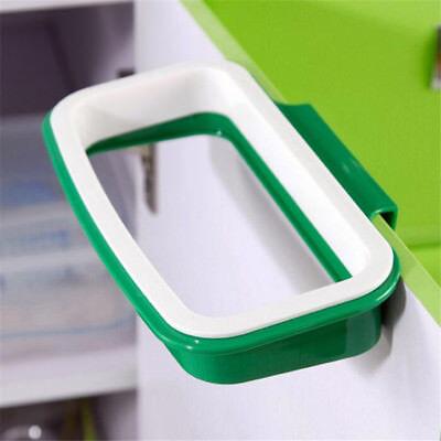 Creative Hanging Kitchen Trash Bag Garbage Home Holder Storage Rack Gadget Tools