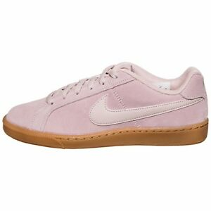 Wmns Scarpe Court Nike Donna 916795 Red silt Suede 600 Royale Silt Red 7wdwqf
