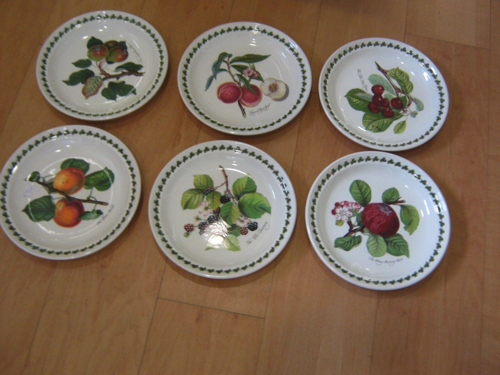 Portmeirion POMONA Service Vaisselle 18 Pièces pour 6 personnes