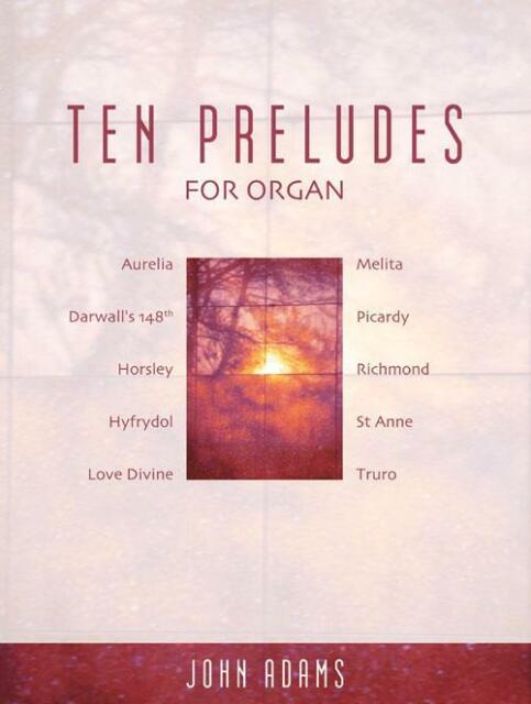 Ten Preludes for Organ by Kevin Mayhew Ltd (Paperback, 2003)