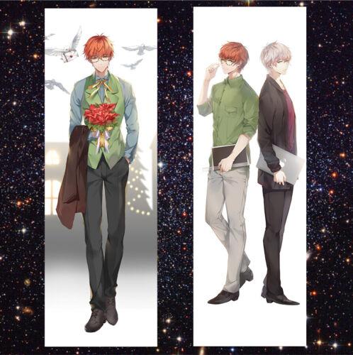Dakimakura Anime Mystic Messenger 707/&Ray Hugging Body Pillow Case Cover50*150cm