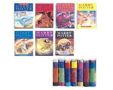 6x HOGWARTS TEXTBOOKS Dollhouse Miniature Prop Wooden Books HARRY POTTER 1:12