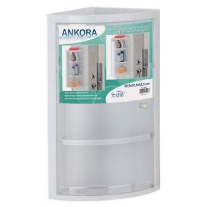 Angoliera-Bagno-in-Plastica-con-Anta-e-Due-Mensole-Removibili