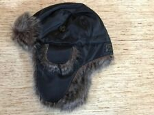 ff17af881c3 item 6 Men s American Eagle Outfitters AEO Faux Fur Trapper Hat Black - New  With Tags -Men s American Eagle Outfitters AEO Faux Fur Trapper Hat Black -  New ...