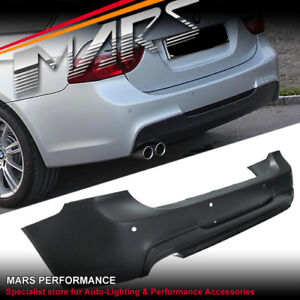 94ebb799a255 M Sports Rear bumper bar for BMW E91 Wagon 06-08 320i 323i 325i 330i ...