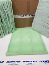 Paint Spray Booth Filters 20x20 Tacky Intake Filter Set 20case